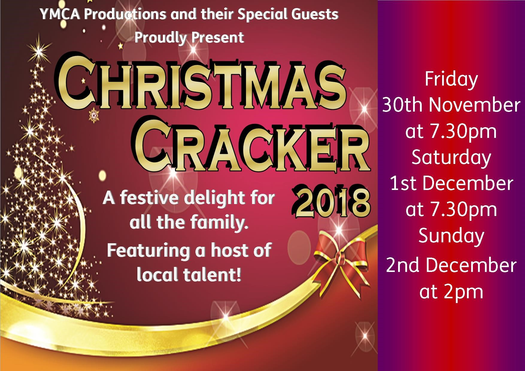Christmas Cracker 2018