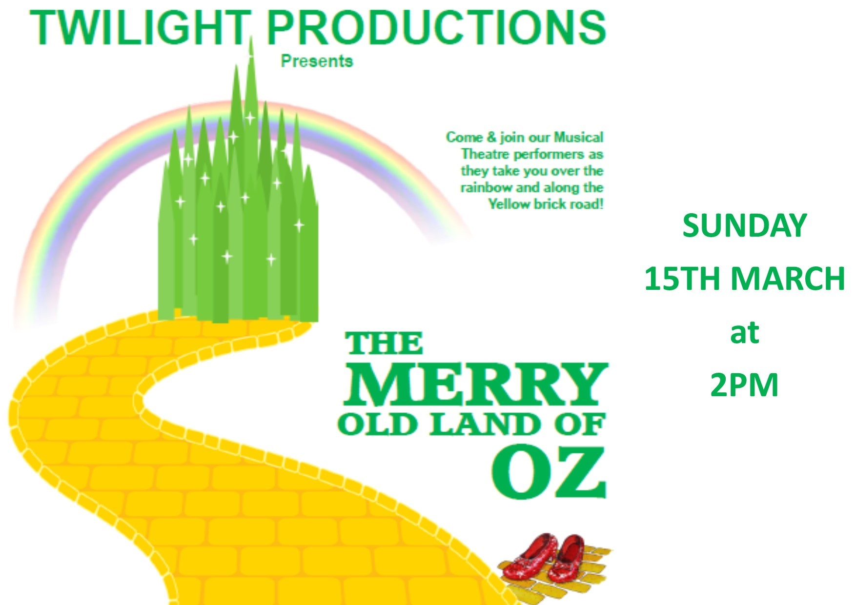The Merry Old Land of OZ