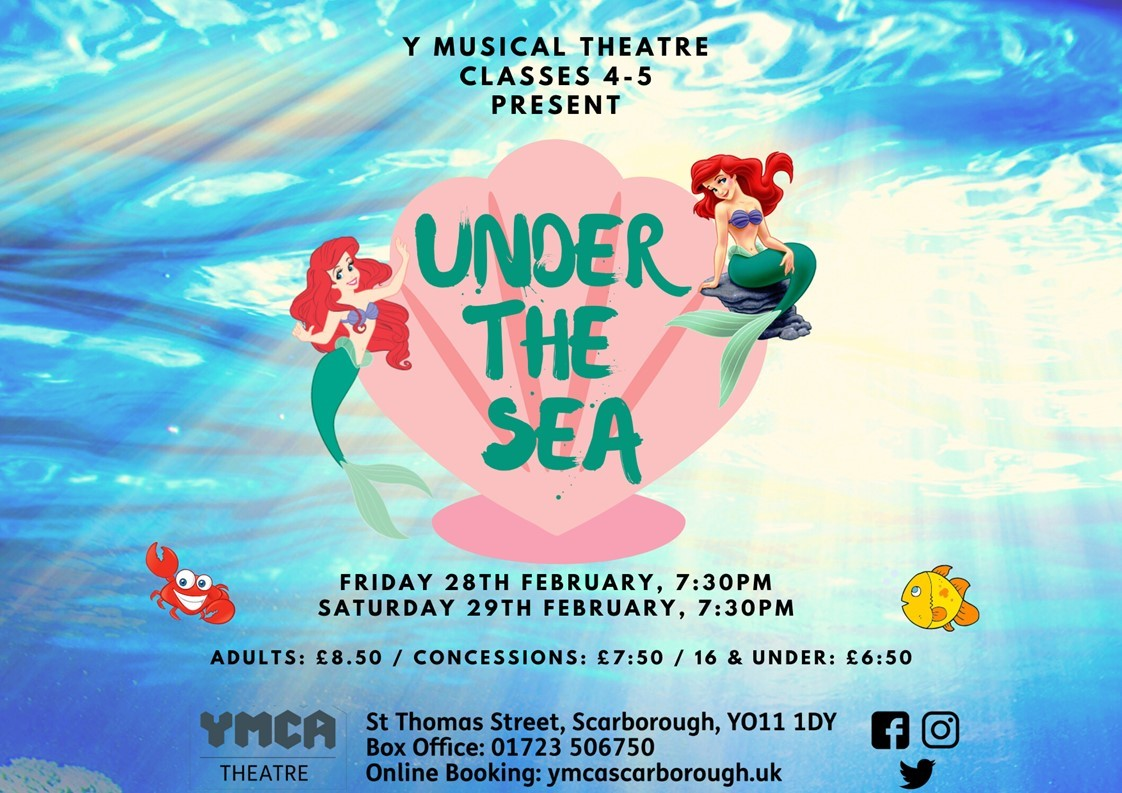 Under the Sea Pantomime